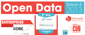 IIDRE_1er prix open data_2013